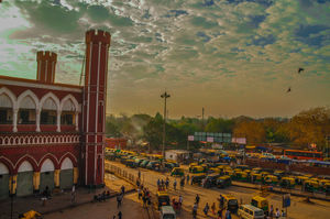 Old Delhi Railway Station 1/undefined by Tripoto