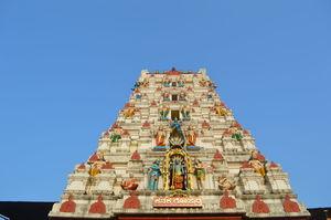 A Gem in South India- Sri Krishna Udupi Temple
