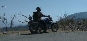 A Bike Trip to Kanatal (Uttarakhand) where I never reached.