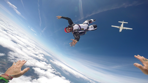 The Trip that made me a Certified Skydiver