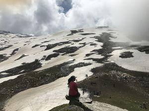 Bhrigu lake trek - Tripling with Siblings
