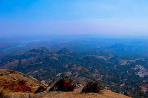 Asia's Highest Monolith Hill Is Just 55km From Bangalore. Here's How You Can Trek It This Weekend!