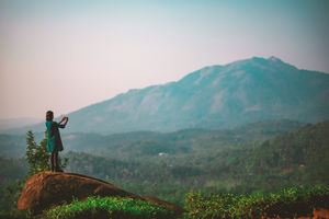Chembra and Hridhayathadakam - A Day Trek to the Highest Peak in Wayanad