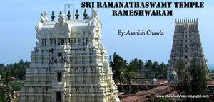 Temple Trails: Ramanathaswamy Temple-Rameshwaram | Day 2