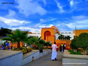 Temple Trails : Dr Abdul Kalam Memorial