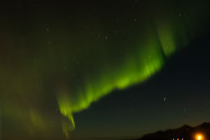 A Dance in the Skies: In Awe with Aurora