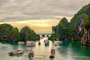 Hanoi and Ha Long Bay, Vietnam