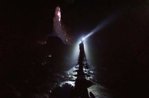 Into the Darkness- Caving in Meghalaya