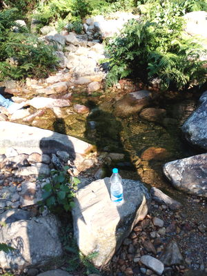 Rudhrahari Waterfall 1/1 by Tripoto