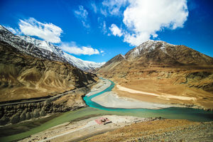 Ladakh - Of Deserts and Mountains