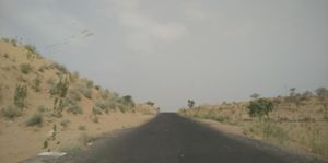 The Deserts of Balotra, Rajasthan