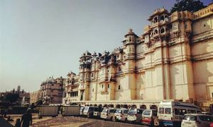 """""""Udaipur: City Of Lakes"""" and """"Sajjangarh Forest Trail to Bari Ghat"""""""