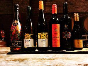 Vineyards at Nashik - It's not just Sula !!