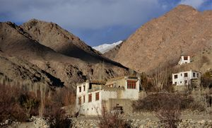 Villages or a dream - Ladakh villages that you have to visit to believe