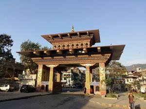 Bhutan- My Maiden Solo Trip!