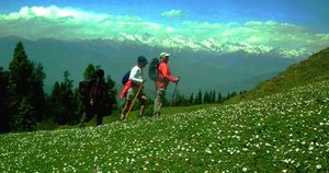 Himachal Pradesh - The best treks and short walks