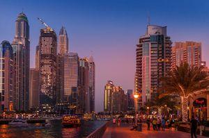 Dubai is the most populous city in the United Arab Emirates (UAE)