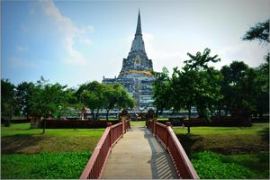 Discover the real Thailand - Ayuthaya