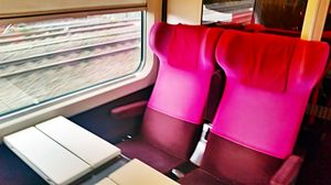 Brussels - Amsterdam by Thalys train