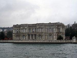 A short mini cruise in Bosphorus!