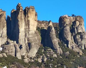 Meteora, Greece: almost touching the sky…