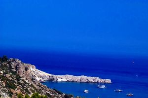 Six MUST SEE places in Rhodes island, Greece