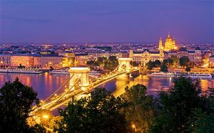 Classical Budapest Luxury Package