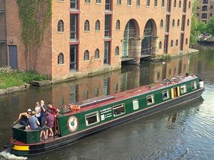 Canal Boat Adventure in Manchester