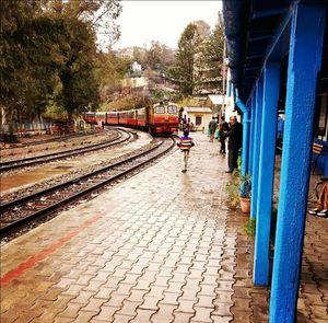 leisure at Queen of 5 hills #shimla