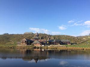 Prashar Lake, Mandi.