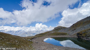 To 14,000 ft. and back: The Bhrigu Lake trek near Manali !