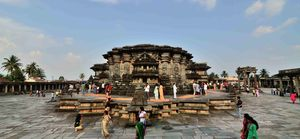 Cultural indulgence at Belur and Halebid