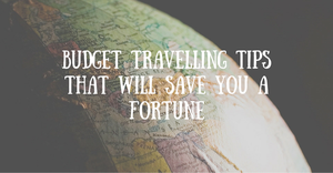 Budget friendly travel ! Yes It's Possible!