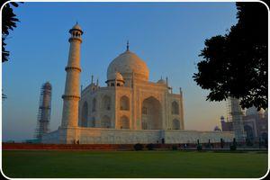 Taj Mahal: The epitome of Mugal Architecture