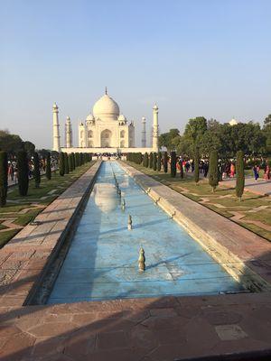 Agra-FatehpurSikri-Bharatpur-Mathura-Vrindavan weekend Trip from Gurgaon On my Royal Enfield