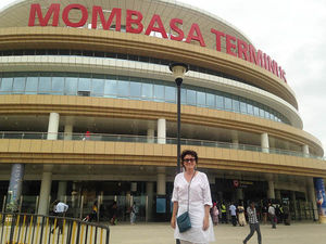 Brief Encounter. Of romance & railways - Kenya's SGR train ride - Diary of a Muzungu | Uganda & East