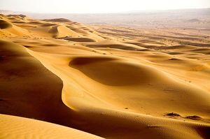 Wahiba Sands Desert 1/2 by Tripoto