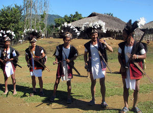 Meeting The Local Tribes In Arunachal Pradesh