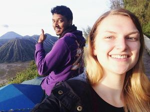Stories from my backpack: The Crazy ride to Mt. Bromo