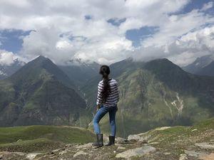 Mesmerizing Manali - Kheerganga Trek : Part I