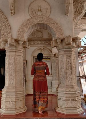 Shantadurga Temple 1/undefined by Tripoto