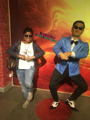 Sunil's Celebrity Wax Museum 1/undefined by Tripoto