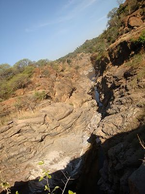 A day with gorges and rivers: Muthathi, Mekedatu and Kaveri Sangam
