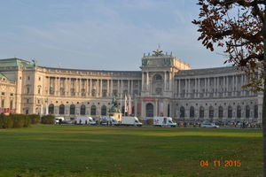 Hofburg Palace 1/3 by Tripoto