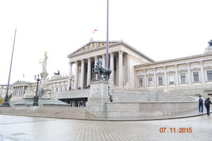 Austrian Parliament Building 1/1 by Tripoto