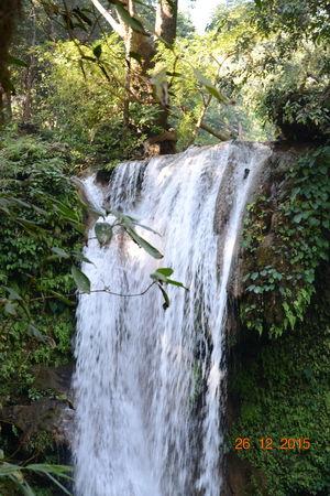 Corbett Falls 1/2 by Tripoto