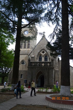 Time Stands Still in Kasauli