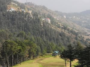 Exploring Beyond the Hills of Shimla: Golf in Naldehra and Rafting in Tattapani