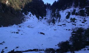 Lord Shiva Winter Home - Tungnath