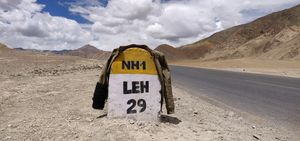 Dreamland Leh-Ladakh (Chapter 1)